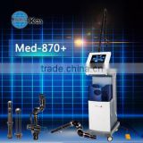 dot co2 fractional laser resurfacing 500w co2 laser tube