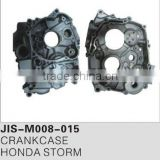 Motorcycle spare parts and accessories motorcycle crankcase for HONDA STORM