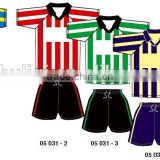Design your own tracksuit/football wear tracksuit for men/wholesale cheap soccer uniforms from china