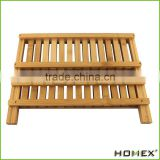 High Quality Durable Wooden Kitchen Plate Rack Dish Rack Kitchenwares /Homex_Factory