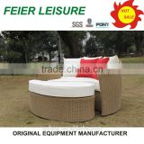 lounge rattan daybed for children