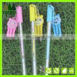 2016 new style the most popular gel pen,animal shape gel pen