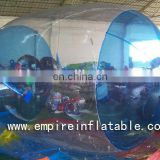 PVC/TPU high quality water ball,water roller ball, water toys ZW1014