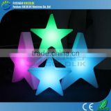 16 Colors Change Illuminated Decoration Star