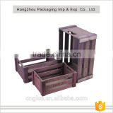 Environmentally Quality-Assured Folding Crate ,Wooden Crate ,Crate
