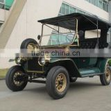 Antique novel design good quality 5KW electric club car golf cart