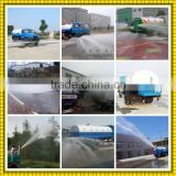 10ton Dongfeng FAW Howo Foton High pressure Water Tanker Truck 10000 Liters Carbon steel Stainless 10cbm Water Sprinkling Bowser