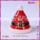 small christmas tree shape decorative storage boxes