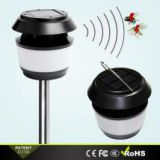 Private Design Solar LED Mosquito Repellent Garden Light Decorative