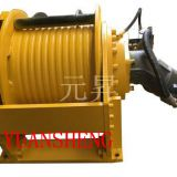 china hydraulic winch