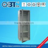 OBT-8642 42U Made in china equipment cabinet with Universal power socket and 4 door lock detachable for network device