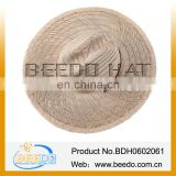 2014 Straw boater hats traditional straw hat wholesale