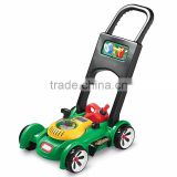 Gas 'n Go plastic toy lawn mower for children