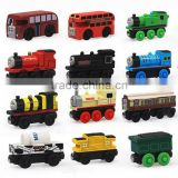 factory wholesale thomas mini wooden kids toy car