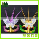 Butterfly Princess design mask for Halloween Karneval party PVC party Cosplay face mask, Masquerade Mask