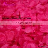 Personalized Rose silk fabric flower petals