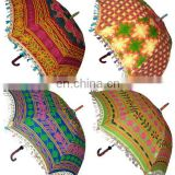Beautiful Vintage Handmade Beach Umbrellas on Alibaba