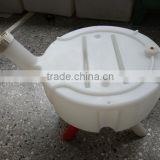 Popular LLDPE material white pesticide tank
