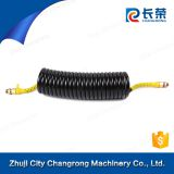 High quality Nylon coil tube air brake coil sprial suzi hose