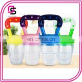 2017 New fashion creative design cute baby food feeder for fruit vegetable