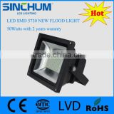 China factory ce&rohs lower price Top Quality outdoor 50w construction site led flood light