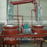 pilot plant for manufacturing polyester resin