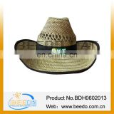 The perfect casual summer hat straw boater hats USA cowboy hats