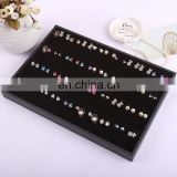 Ear Studs Earring Jewlery Display Velvet Display Tray