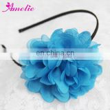 Fashion Kids Baby Blue Flower Hairbands