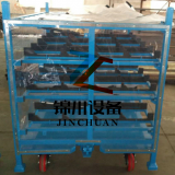Customized Warehouse Steel Tyre Racking With Corrosion Protection