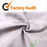 polyester cotton plain pocketing textile