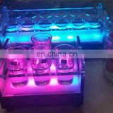 Factory directly acrylic shot glass tray