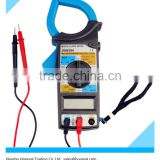 Digital Handheld Clamp Multimeter Tester Meter DMM CE AC DC Current Volt Insulation Tester Amp With CE