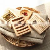 New designed wooden soap box/wooden soap tray for wholesale