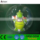 Durable inflatable 3D ball inflatable water ball made in China