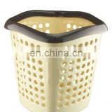 2014 square plastic towl indoor dustbin