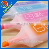 Customized Fluorescence Gel Pen