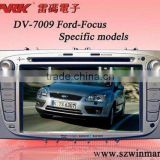 7009-7 inch HD digital player car ipod car TV Car gps and in dash car audio for Ford-Focus special model