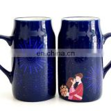 Best selling custom made color change mug ceramics cup for sale
