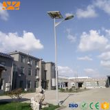 IP65 40W led solar street light price with 9 meters solar street light pole
