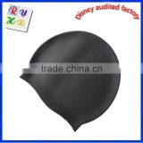 high quality silicone swim cap ear protection swim cap swim cap