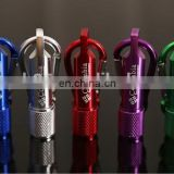 Hot selling top quality Novelty aluminium led carabiner for climbing