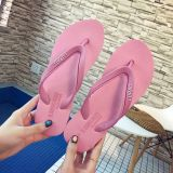 Wholesale Factory Custom Popular Design Rubber EVA Flip Flops