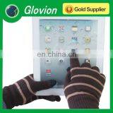 Soft Soft Touch Screen Gloves for Man TOUCH phone ipad screen
