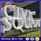 2015 Different Styles 3D Metal Hotel Sign Manufacturer