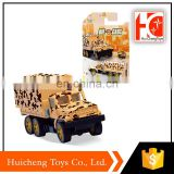 whoelsale high quality toy product military truck model diecast form China