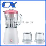 CX-308 Multifunction 250W Kitchen Used 3 in 1 Electric Blender