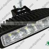 18W LED Spot Work Light 765Lumen 6500K 30 degree Waterproof Cre e LED Work Light Portable led work light