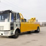JZZ5161TQZ 4x2 RHD China supplier quality cheap wrecker tow truck for towing service sale