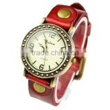 Custom Woman Bracelet Wrist Watch Man
